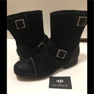 NWOB UGG Lancing Buckle Mens Boot 10,5